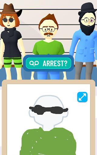 Line Up: Draw the Criminal apktram screenshots 14