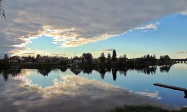 Photo: Jyskyjärven ilta