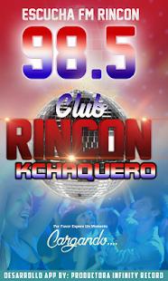 Radio Rincon Fm 98.5 - Rincon Kchaquero - náhled