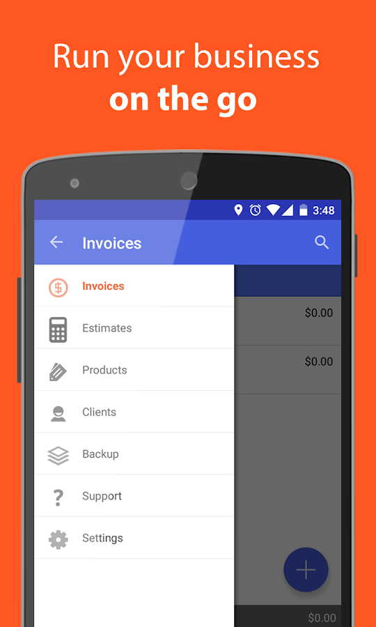invoice & estimate on the go - android apps on google play, Invoice templates
