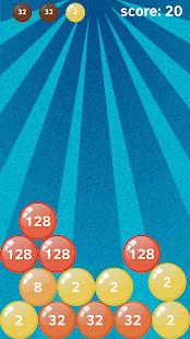 balls 2048 - náhled