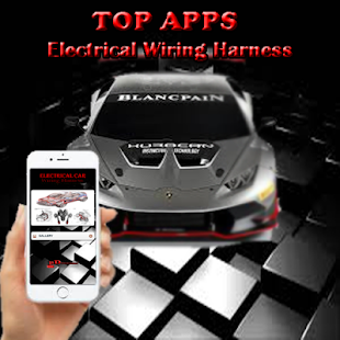 Elektrischer Verdrahtungs-Auto-Kabelbaum – Apps bei Google Play