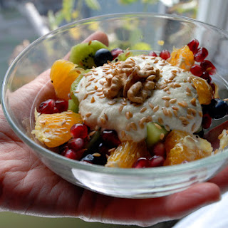 Almond-Ambrosia Fruit Salad