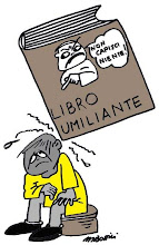 Photo: Libro umiliante
