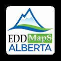EDDMapS Alberta icon