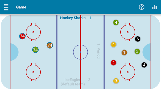Hockey Manager Screenshot