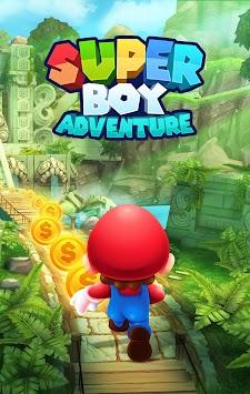 Super Boy Runner - Subway Boy Odyssey Adventure