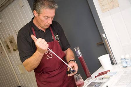 Uylenbergher wijn maken