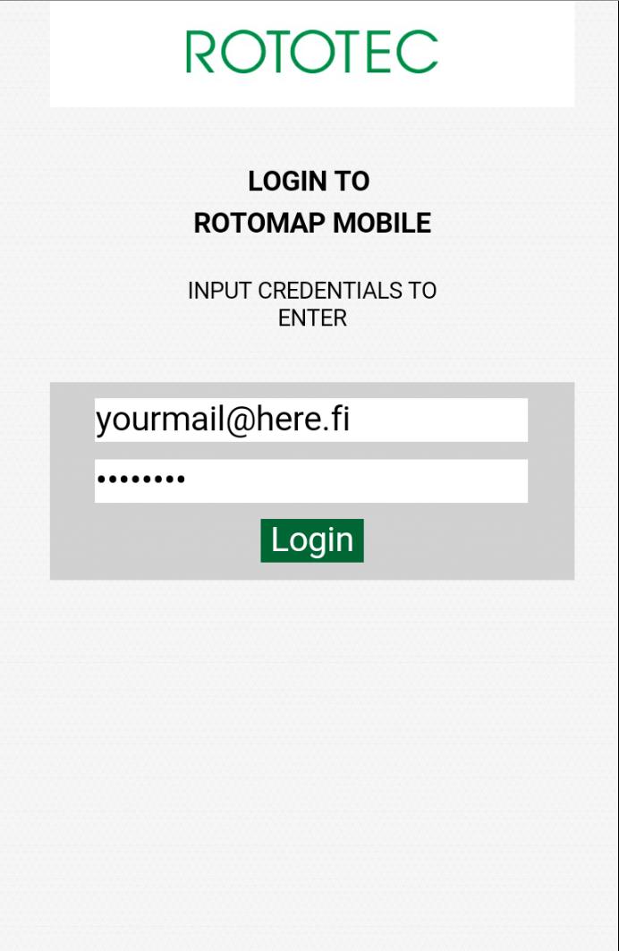Скриншот Rotomap