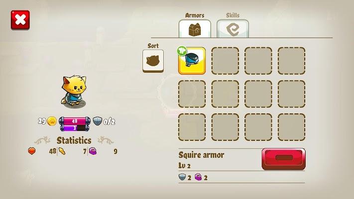 Cat Quest- screenshot