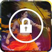 Shri Ram Phone Lock