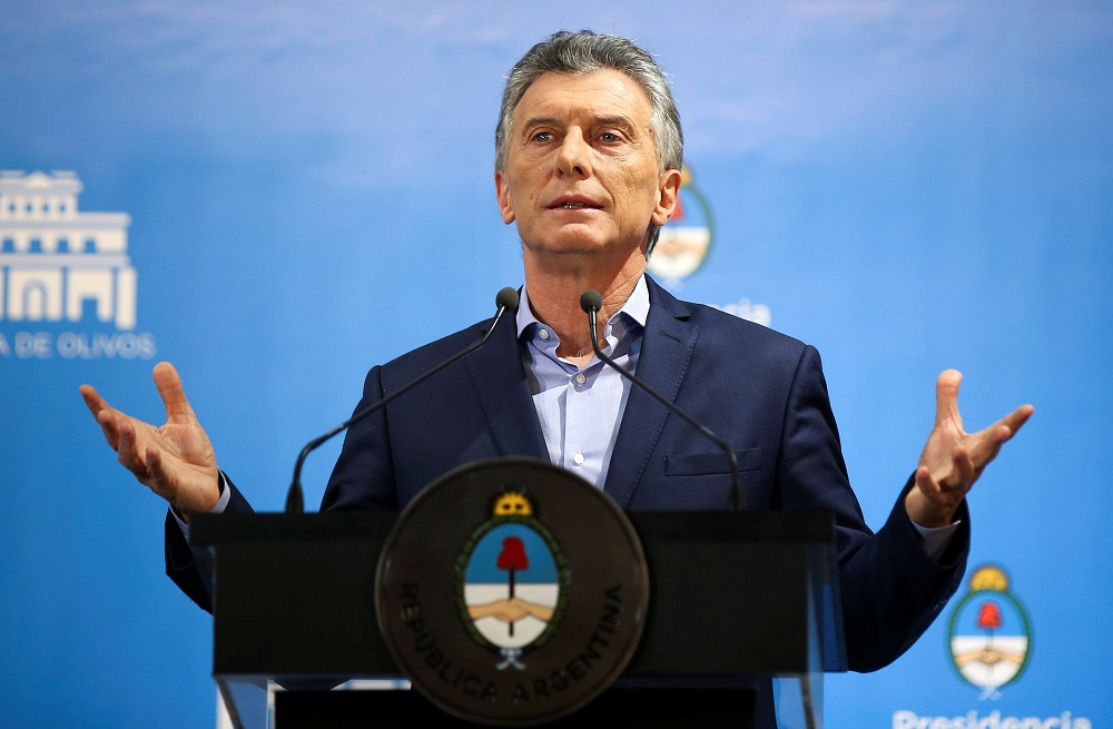 Factories close across Argentina, and blame is laid at Macri's feet