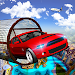 Stunt Car Racing on Extremely Impossible Track Icon