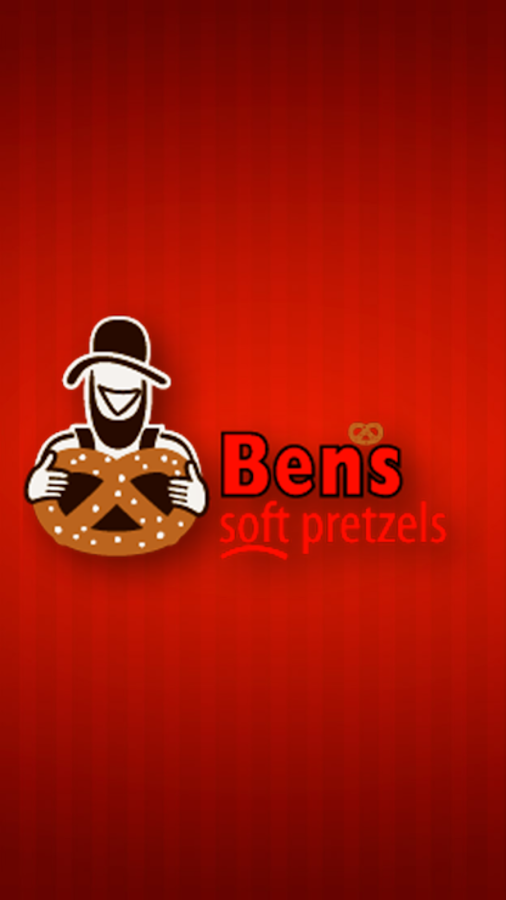Bens Soft Pretzels- screenshot