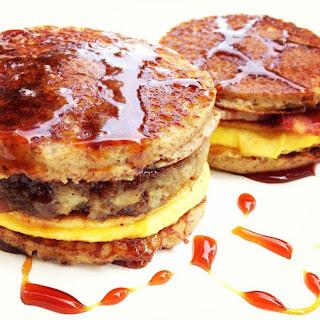 Pancake Buns