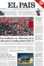 Photo: Los sindicatos se refuerzan en la calle para la huelga general del 29, la segunda parte de nuestra serie #nimileuristas y las víctimas del 11-M ahondan sus divisiones, en nuestra portada del lunes 12 de marzo http://srv00.epimg.net/pdf/elpais/1aPagina/2012/03/ep-20120312.pdf