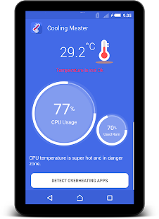 App Cooling Master - Phone Cooler (Device Cooler 2018) APK for Windows Phone