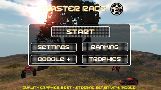 Master Race RC (Radio Control)- screenshot thumbnail