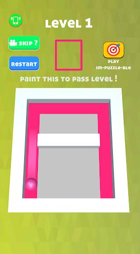Roller Paint - Splat Puzzle 1.0.33 screenshots 2