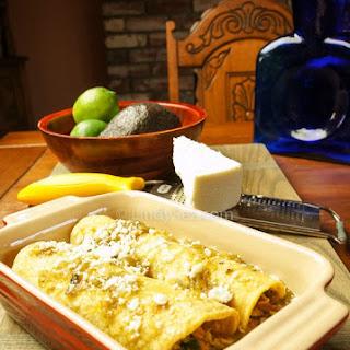 Crab Enchiladas Recipes.
