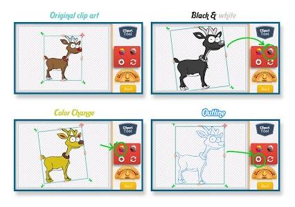 Clipart - Free Clip Art App screenshot 0
