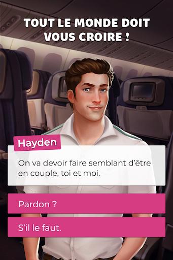 Télécharger Code Triche Love & Diaries: Hayden — Enquête romantique MOD APK 2