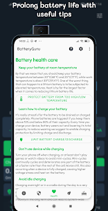 Battery Guru Premium Apk- Battery Monitor – Battery Saver 5