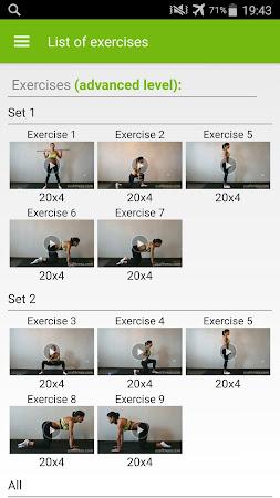 Butt, Legs & Thighs Workout 1.5 screenshot 1491760