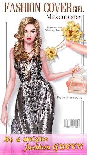 ud83dudc84ud83dudcf7Fashion Cover Girl - Makeup star  screenshots 7