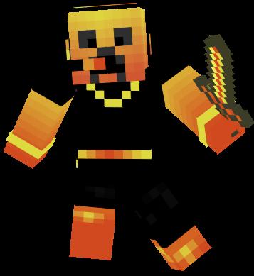 Fire creaper