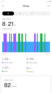 Zepp (formerly Amazfit) Screenshot