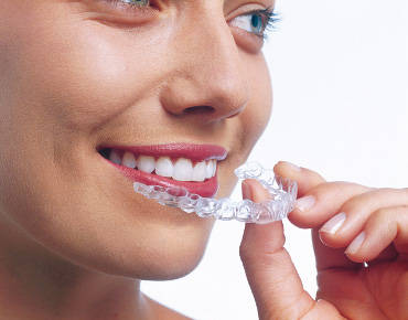Invisalign is removable