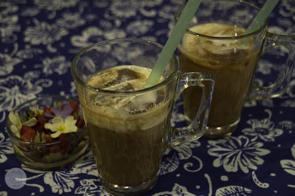 Spicy Iced Thai Coffee Recipe