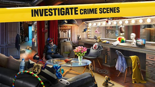 Homicide Squad: New York Cases Mod Apk Download For Android and Iphone 8