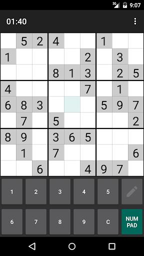 Open Sudoku screenshots 3