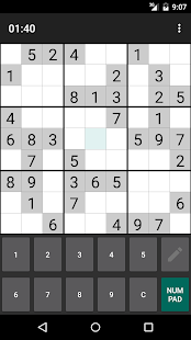 Open Sudoku- screenshot thumbnail