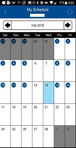 My Walmart Schedule screenshot 5