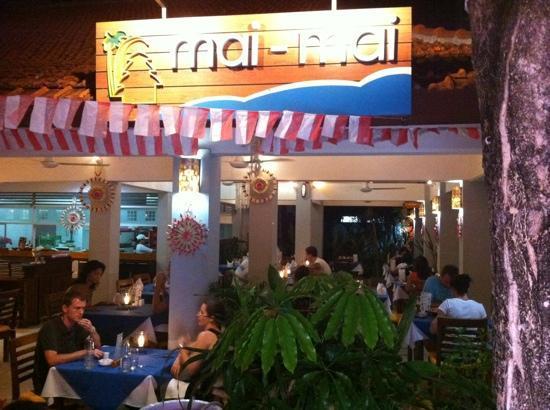 Mai Mai Restaurant Nusa Dua