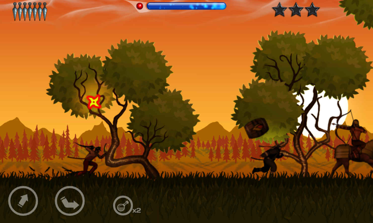 Samurai Saga- screenshot