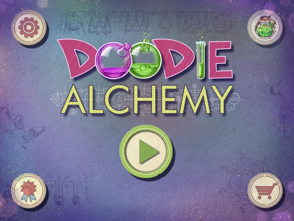 Screenshots of Doodle Alchemy for iPhone