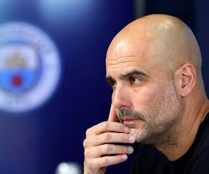 """Guardiola ravi de récupérer un joueur en vue du derby de Manchester : """"Il est en forme"""""""