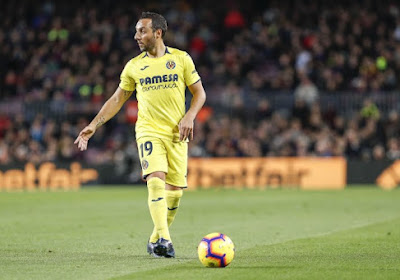 Clubicoon Santi Cazorla gaat Villarreal verlaten