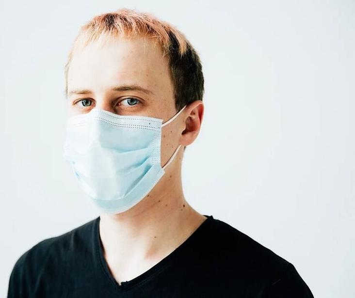 как правильно надевать маску медицинскую