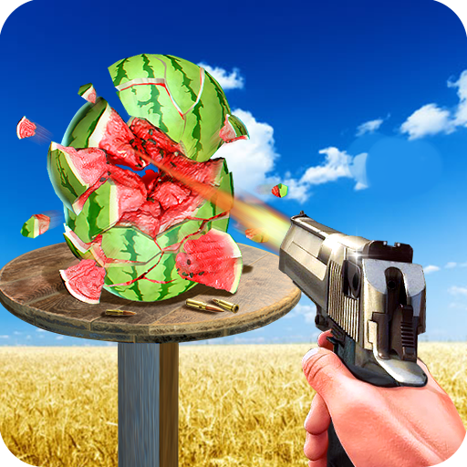 Watermelon Fruit 3D Shoot