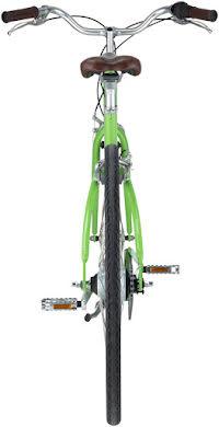 "Civia Lowry 8-Speed Internal Step-Thru Bike -26"", Aluminum, Lime Green/Gray alternate image 0"