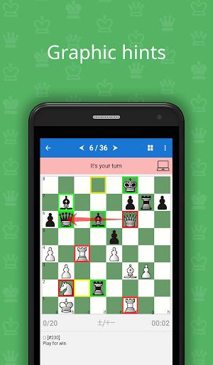 CT-ART 4.0 (Chess Tactics 1200-2400 ELO) Apk 1