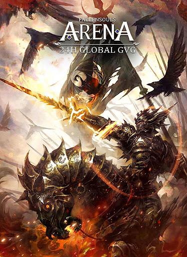 FallenSouls - Dragon Battle screenshot 6