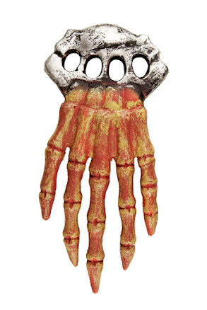 Hand, knogjärn