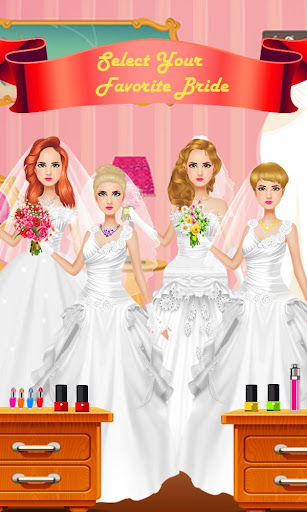 Marry Me - Wedding Day