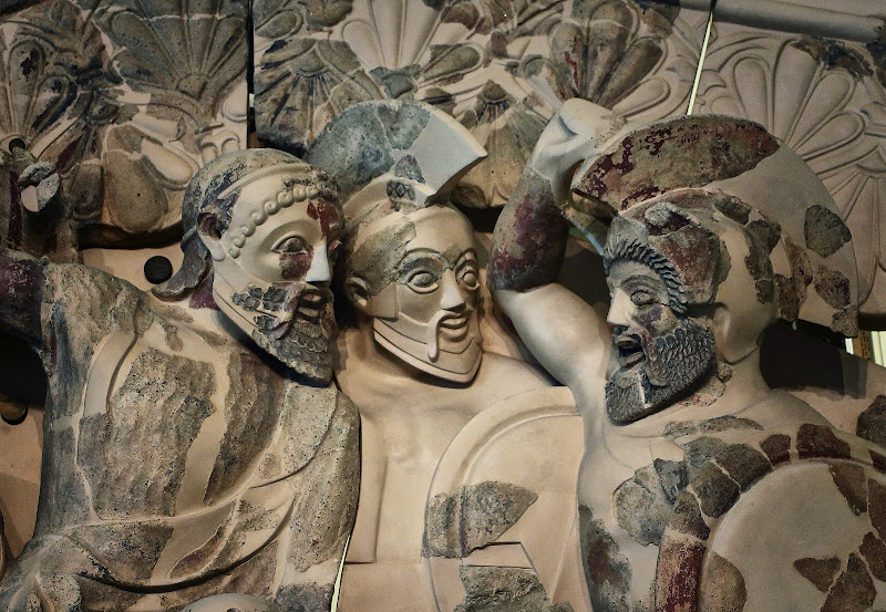 Fascino etrusco di romano
